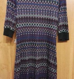 Платье теплое Zolla