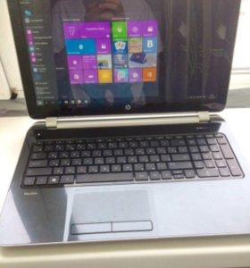 Ноутбук Hp в  хорошем состоянии