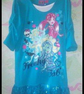 Платье Monster High с шарфиком