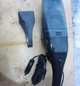 Автомобильный пылесос  110 ватт (новый)