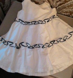 Платье Il Gufo на 2 года