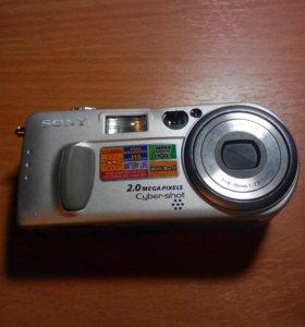 Фотоаппарат без аккумулятора