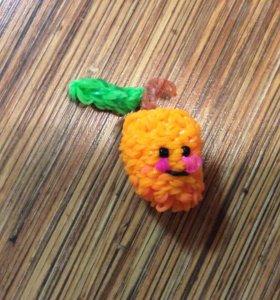 Игрушка для детей, игрушка из резинок