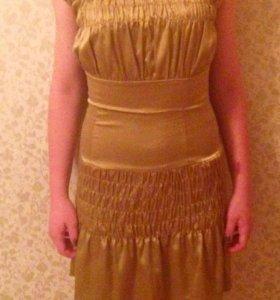 Брендовое вечернее платье