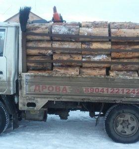 Продаю дрова сухие