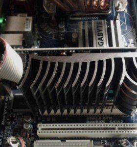 Видеокарта Asus gt630 2gb