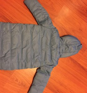 Зимнее пальто на мальчика Button Blue