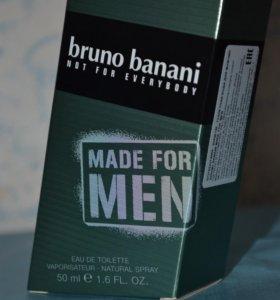 Мужская туалетная вода Bruno Banani