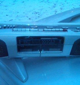 Аудио магнитофоны