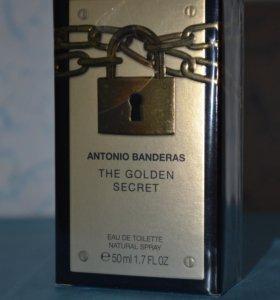 Мужская туалетная вода Antonio Banderas The Colden