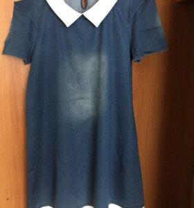 Платье женское, котоновое