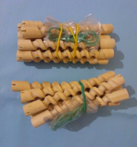 Бигуди-спиральки