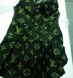 Платье LV