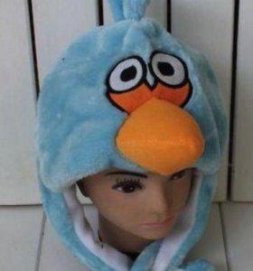 Плюшевая Шапка Angry Birds