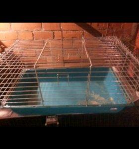 Клетка для кролика или грызуна