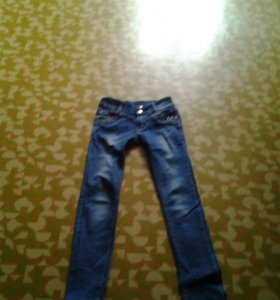 🌈новые джинсы для девочек  🌈
