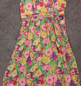 Платье лёгкое