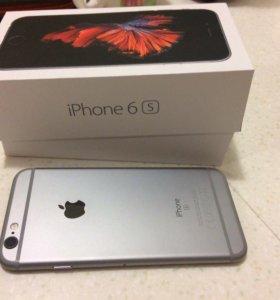 Айфон 6S на 16гиг