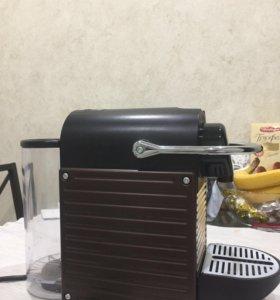 Кофе машина Nespresso pixie krups