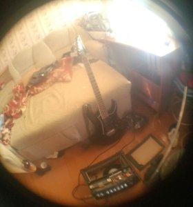Электро гитара ibanez gio n427