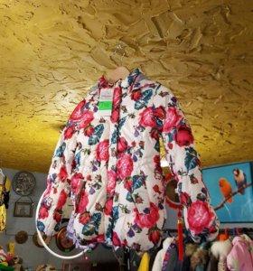 Куртка детская 134