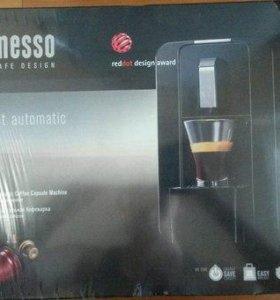 Кофемашина Cremesso Piano Black