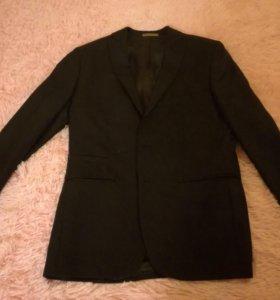 Пиджак мужской Zara Man чёрный