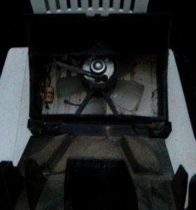 Печка ,моторрчик с чехлом на ваз классика