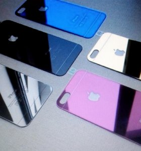 Стекло защитное iPhone 4,6,6+