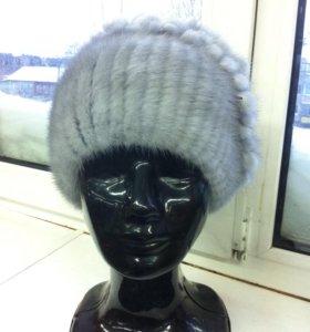 Новая норковая шапочка!!!