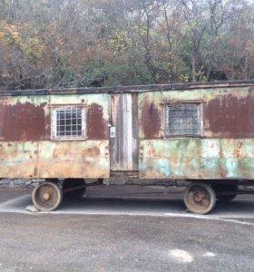 Бытовка,строительный вагон