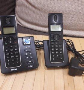 Телефон Philips SE255 duo