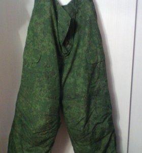 Бушлат и штаны(зима)