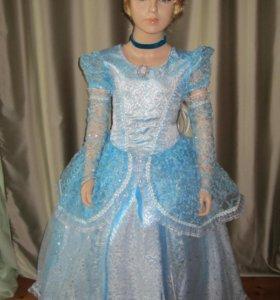 """Новый костюм """"Принцесса Золушка"""""""