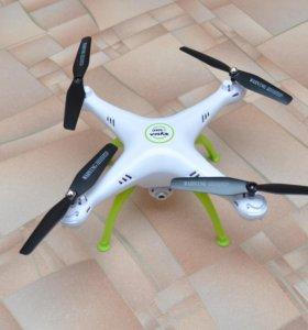 Квадрокоптер Syma X5HC c видеокамерой и барометром