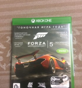 Forza5 на Xbox one