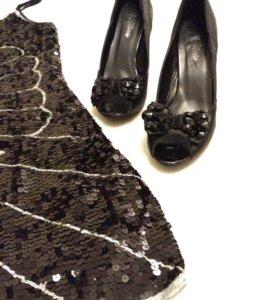 Туфли платье