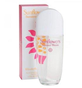 Туалетная вода Sunflowers Summer Bloom