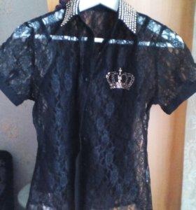 Блузка и футболка