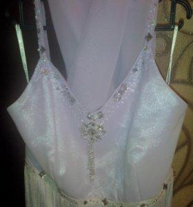 Платье на девочку рост 158
