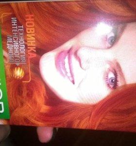 Краска для волос фирмы Garnier