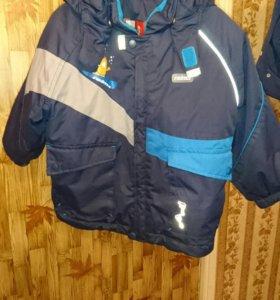 Куртка Рейма зима,весна