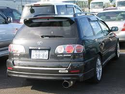 Toyota Caldina в разбор