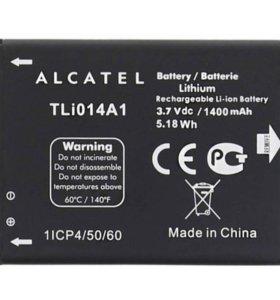 Аккумулятор Alcatel TLi014A1 1400mAh