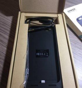 anker ultra slim battery case 2850mah для iPhone 6