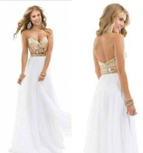 Продам свадебное или вечернее платье