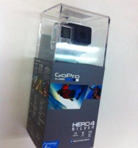 Экшн GoPro Hero 4 Silver