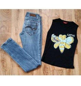 джинсы р25