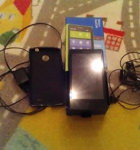 Nokia X Dual SIM Телефон