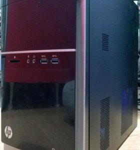 Игровой системник i3-4170/8GB/R7 250X/SSD 120/400W
